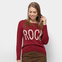 Tricot Fast Glam Rock Feminino -