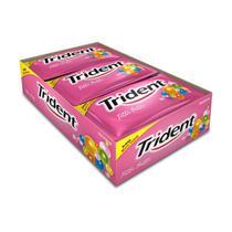 Trident Chiclete Tutti Frutti 8g -