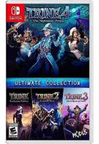 Trine Ultimate Collection Nintendo Switch Midia Fisica -