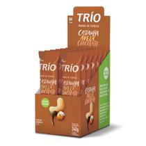 Trio Barra Cereal Tradicional Castanha Avelã e Chocolate C/12 -