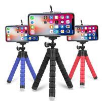 Tripé Flexível Articulado Suporte Celular Selfie Câmera - Tripod