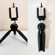 Tripé mini câmera e smartphone - Yasin