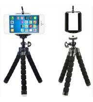 Tripé Para Celular Ajustável 18 Cm + Suporte Câmera Celular 360 Graus - Sm