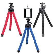 Tripé Yasin Flexível para câmera e celular 20580E -