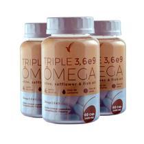 Triple Omega - Tratamento 3 meses - Eleve