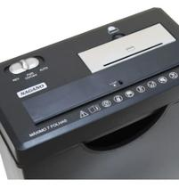 Trituradora Fragmentadora Picota Papel 7 Fls Cd/dvd Cartão - Fi
