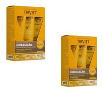 Trivitt 2 Kits Home Care Hidratação Intensiva - Itallian