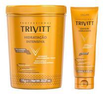 Trivitt Hidratação Intensiva 1kg + Leave in 250ml - Itallian