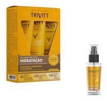 Trivitt Home Care Kit Com Hidratação + Reparador 30 Ml - Itallian