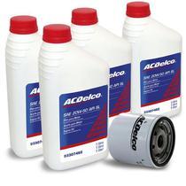 Troca Oleo Filtro Mineral Acdelco Corsa Novo 1.0,1.8,gasolina celta 462k4 -