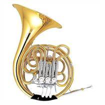 Trompa Laqueado Afinação Em F E Bb Hfh600l Harmonics -
