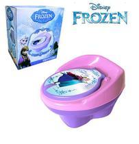 Troninho assento infantil frozen disney - Styll Baby
