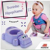 Troninho Assento Infantil Pinico Modelo Hipopótamo - Kopeck