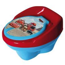 Troninho azulvermelho carros disney - fisher price -