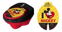 Troninho Disney Mickey Infantil Pinico Para Bebe 2 Em 1 - Styll Baby