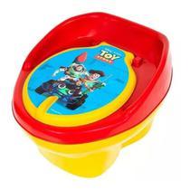 Troninho Disney Toy Story Infantil Pinico Para Bebe 2 Em 1 - Styll