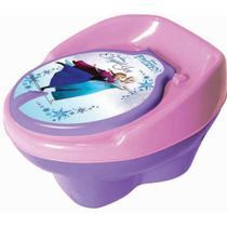 Troninho e redutor troninho frozen 2em1 18  rosa unidade - Styll Baby