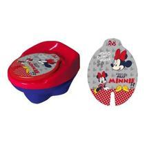 Troninho Infantil Pinico Disney Minnie Styll Baby -