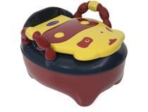 Troninho Infantil Prime Baby - Fazenda Musical Vermelho -
