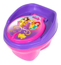 Troninho Lilás Princesas Disney Feminino Pinico Styll - Styll Baby