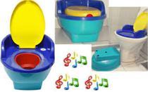 Troninho Musical 3 Em 1 Love - Colorido -