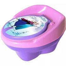 Troninho Penico Infantil 2 em 1 Disney Frozen Styll Baby -