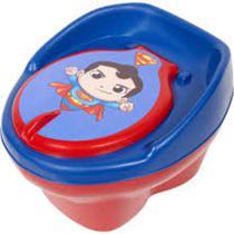 Troninho Penico Infantil Personagem Super Homem - Styll Baby -
