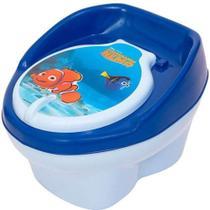 Troninho Pinico Infantil Bebê Disney Nemo Azul - Styll Baby -