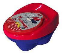 Troninho Pinico Minnie Disney Infantil 2 em 1 Styll Baby -