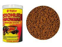Tropical Cichlid  Arowana Medium Sticks 360g Carnivoros -