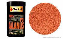 Tropical fd calanus 12g ( 100% zooplancton e astaxantina natural ) - un -