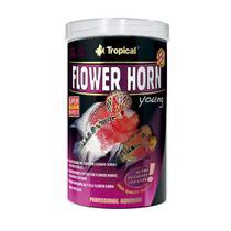 Tropical Flower Horn Young Pellet 95g -