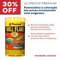 Tropical Krill Flake 20g -
