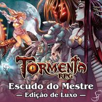 TRPG: Escudo do Mestre — Edição de Luxo - Jambo -