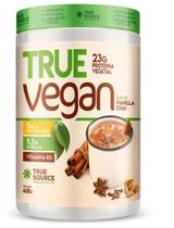 True Vegan 418g - Vanilla Chai - True Source Proteína Vegana -