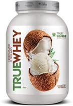 True Whey Coco Ice Cream 837g - Proteina Isolada Hidrolisada - True Source