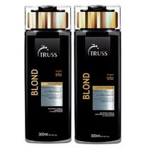 Truss Professional Blond Kit - Shampoo + Condicionador