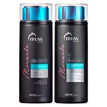 Truss Professional Miracle Kit - Shampoo + Condicionador -