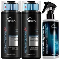 Truss Shampoo & Cond. Ultra Hidratante Plus+ Uso Obrigatório -