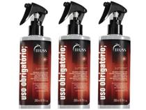 Truss Uso Reconstrutor Miracle Summer 260ml -3 Unidades -