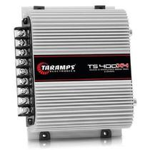 Ts400x4 Módulo Taramps 400Wrms 4 Canais Digital 2 Ohms -