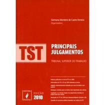 TST - Principais Julgamentos - Tribunal Superior do Trabalho - Ed. 2010 - Juspodivm -