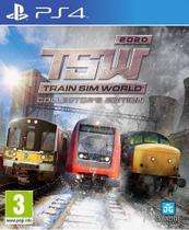Tsw Train Sim World 2020 Collector's Edition Ps4 -