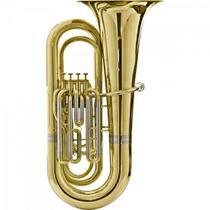 Tuba Bb 4/4 4 Pistos HBB-534L Laqueada HARMONICS -