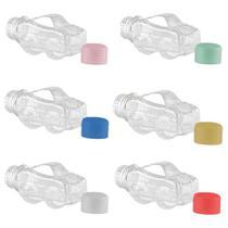 Tubete mini baleiro de carrinho para lembrancinhas kit com 50 - Rn Embalagens