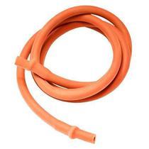 Tubing Laranja Extra Forte 1,5M - Faixa Tubo Elástico Para Exercícios - Carci -