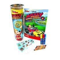 Tubo Histórias para Colorir - Disney - Mickey Mouse - DCL Editora -