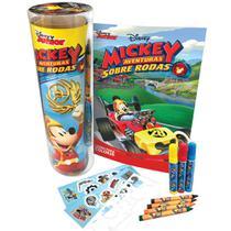 Tubo Histórias Para Colorir - Disney - Mickey -