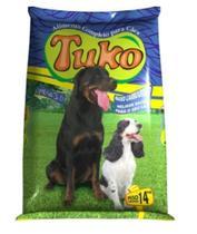 Tukko 14kg carne cães adultos - Tuko