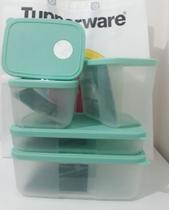 Tupperware Jogo FreezerTime 5 peças -